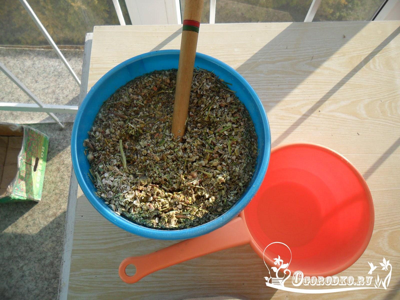 Способы извлечения семян редиса
