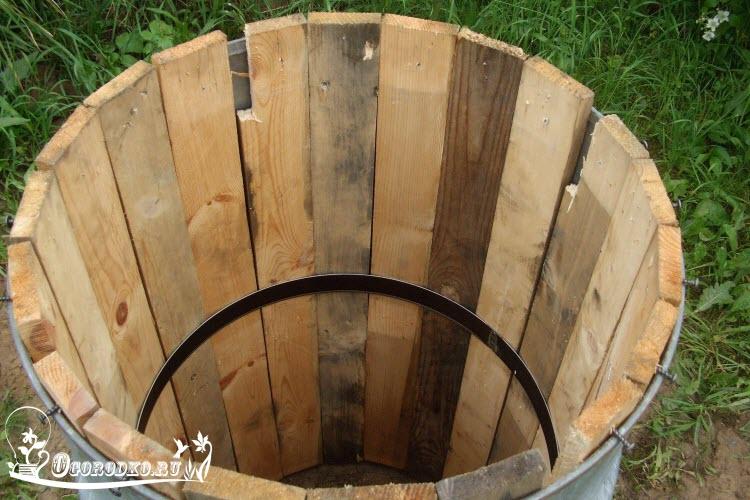 Коптильня, сделанная из бочки своими руками - ru 92
