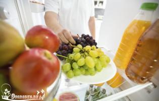 Как сохранить виноград свежим надолго?