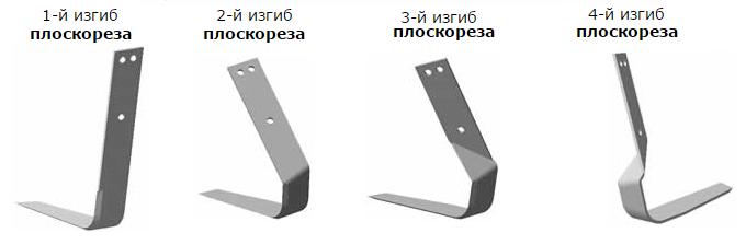 плоскорез Фокина