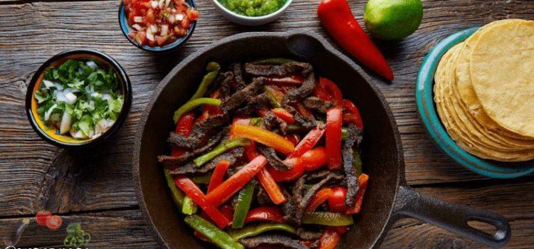 Фахитос – готовим блюдо мексиканской кухни