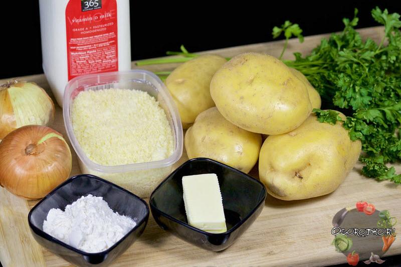 Zapechennyy kartofel' s parmezanom (2)