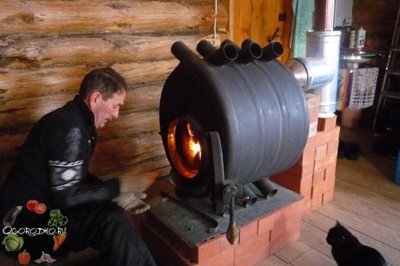 печь Бренеран