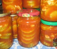 Кабачки в томатном соусе – такой вкуснятины я еще не ела!