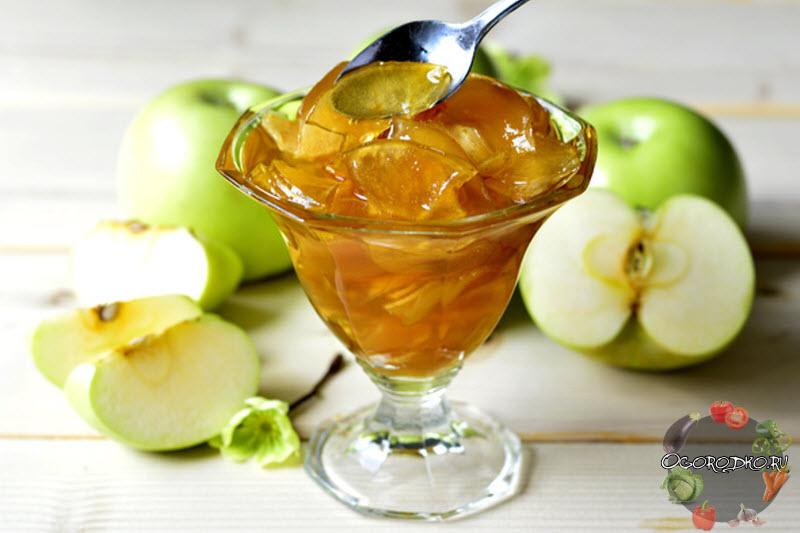 Варенье из яблок антоновка
