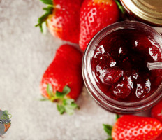 Варенье из клубники с целыми ягодами – варим быстро и вкусно!