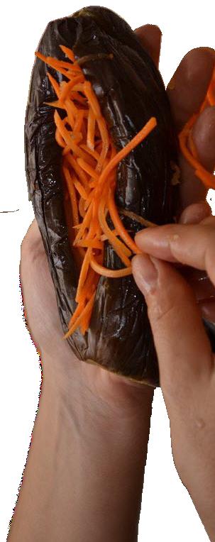 Квашеные баклажаны