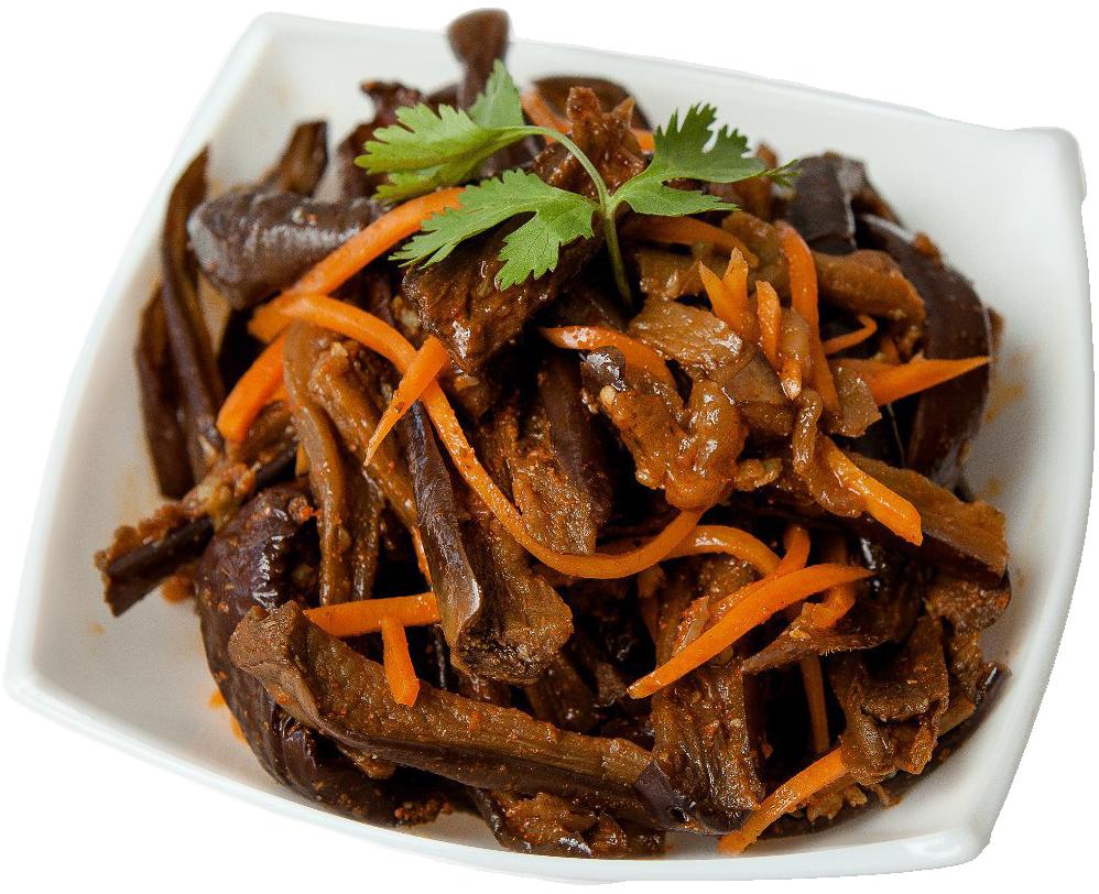 Баклажаны по-корейски самый вкусный рецепт