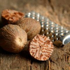 Мускатный орех, польза и вред