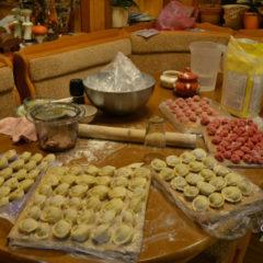 домашние пельмени пошаговый рецеп