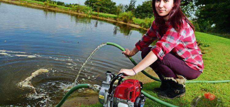Мотопомпа бензиновая для грязной воды – принцип работы и преимущества применения