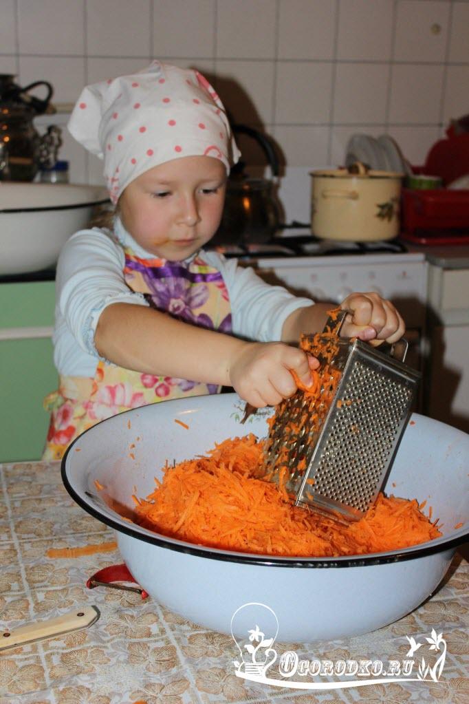 как сделать квашеную капусту на зиму