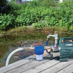 водяной насос для дачи