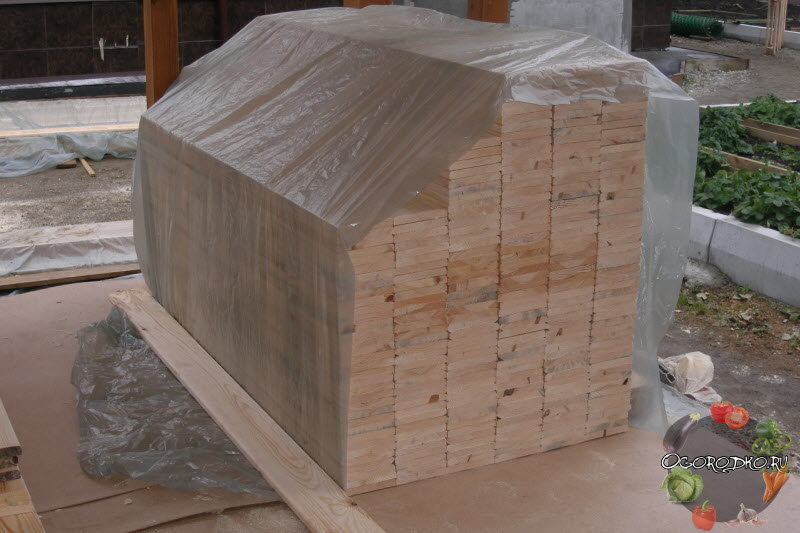 строительный материал для деревянного забора