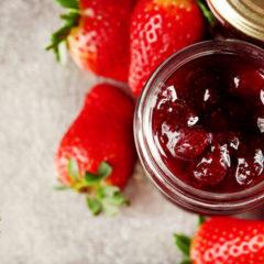 как приготовить варенье из клубники с целыми ягодами