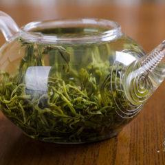 Зеленый чай, польза и вред