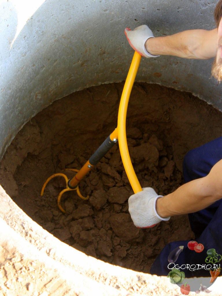 культиватор Торнадо на глиняной почве
