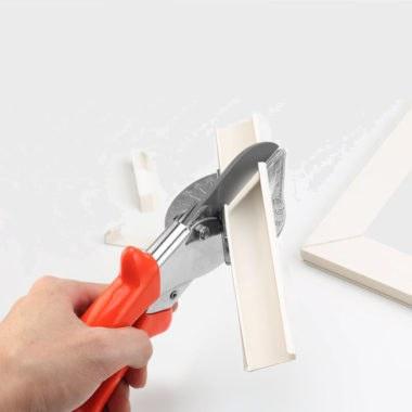 Ножницы для резки пластиковых профилей под углом 45