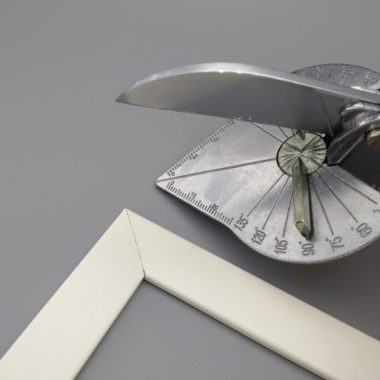 Ножницы для резки под углом 45