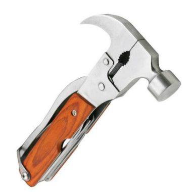 Перочинный нож складной с молотком