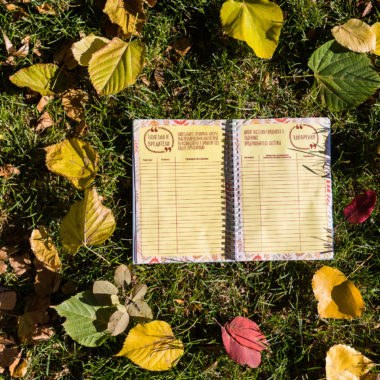 дневник для садоводов