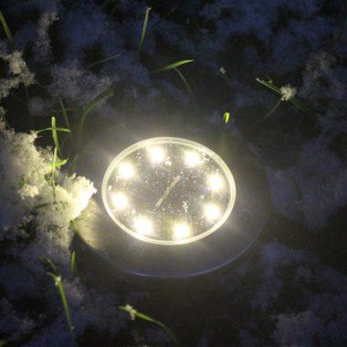 светильник для дорожек
