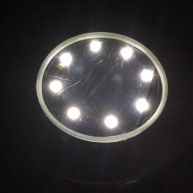 грунтовый светильник светодиодный