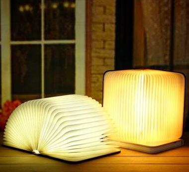 usb светильник в виде книги