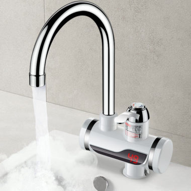 кран водонагреватель для кухни