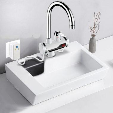 кран водонагреватель проточный электрический