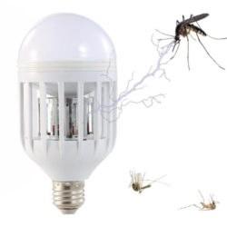 лампочка от комаров