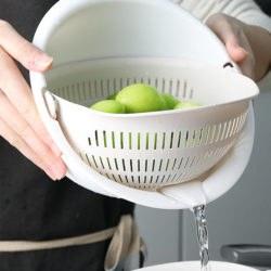 миска со сливом