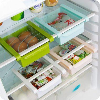 полка для хранения в холодильник