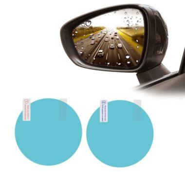 пленка на зеркало заднего вида антидождь