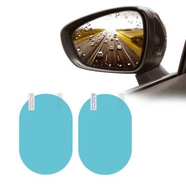 пленка антидождь на зеркала
