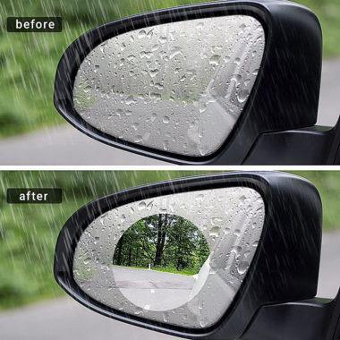 пленка для боковых зеркал антидождь