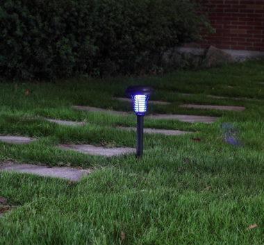 садовый светильник антимоскитный