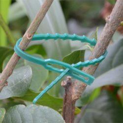 стяжка для подвязки растений