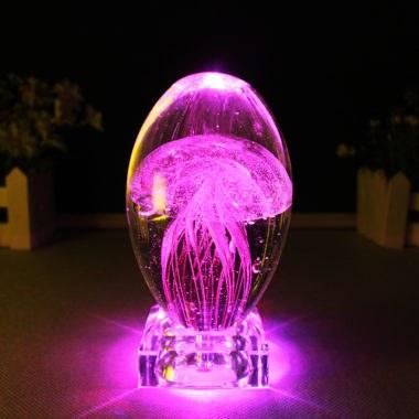 светильник светодиодный медуза