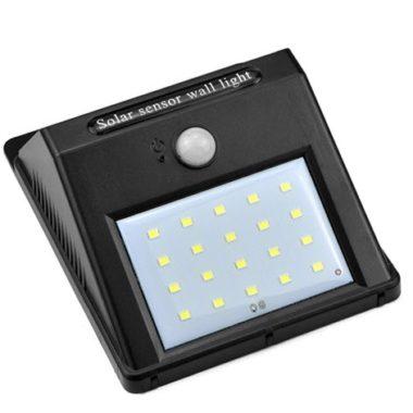 светильник с датчиком движения 20 Led купить