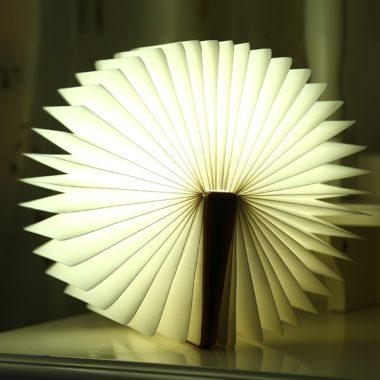 led book lamp