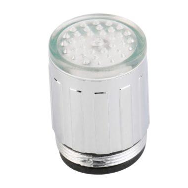 светодиодная насадка на кран с подсветкой