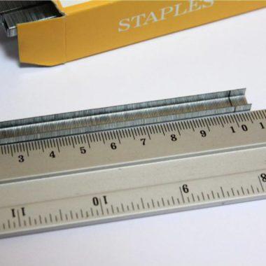 скобы для степлера подвязки