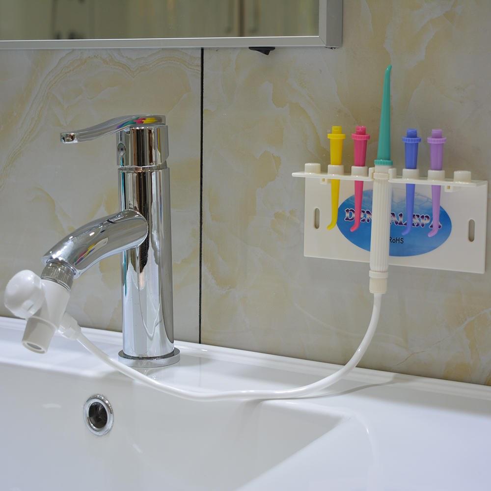 Ирригатор на кран Dental Spa для полости рта ? купить по цене 1800 руб