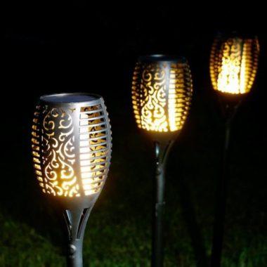 светильник факел